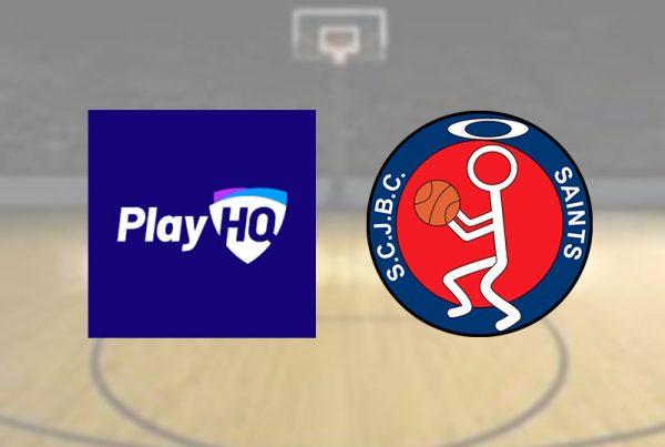 Logos PlayHQ & SCJBC