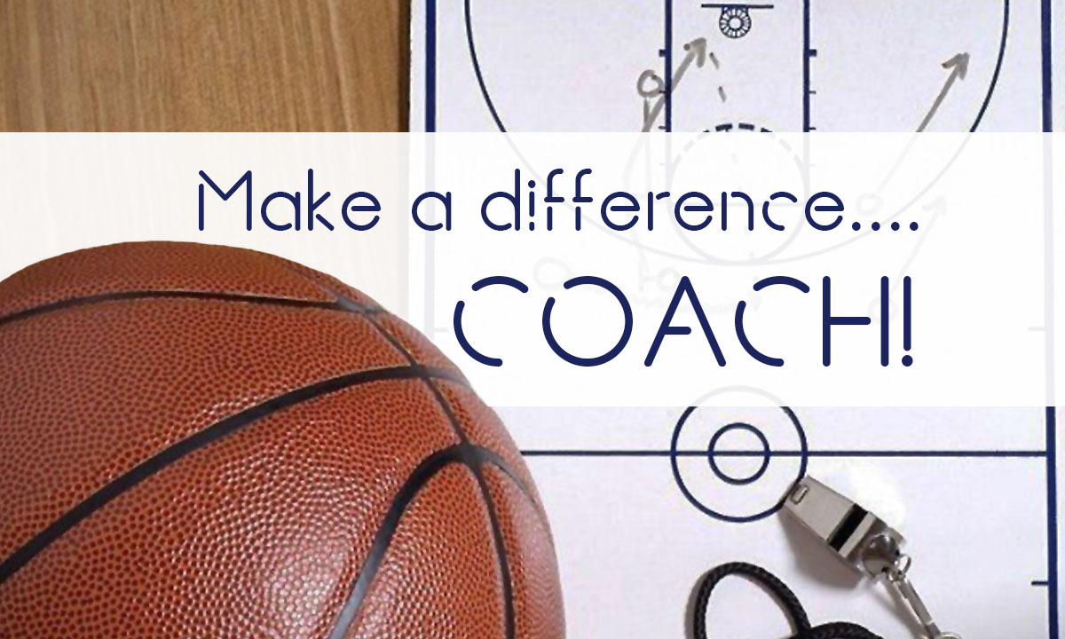 Want to coach?