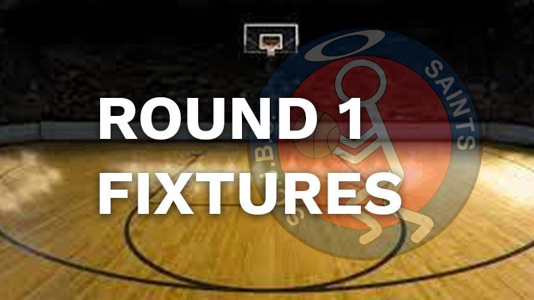 Club's Full Fixture – Round 1