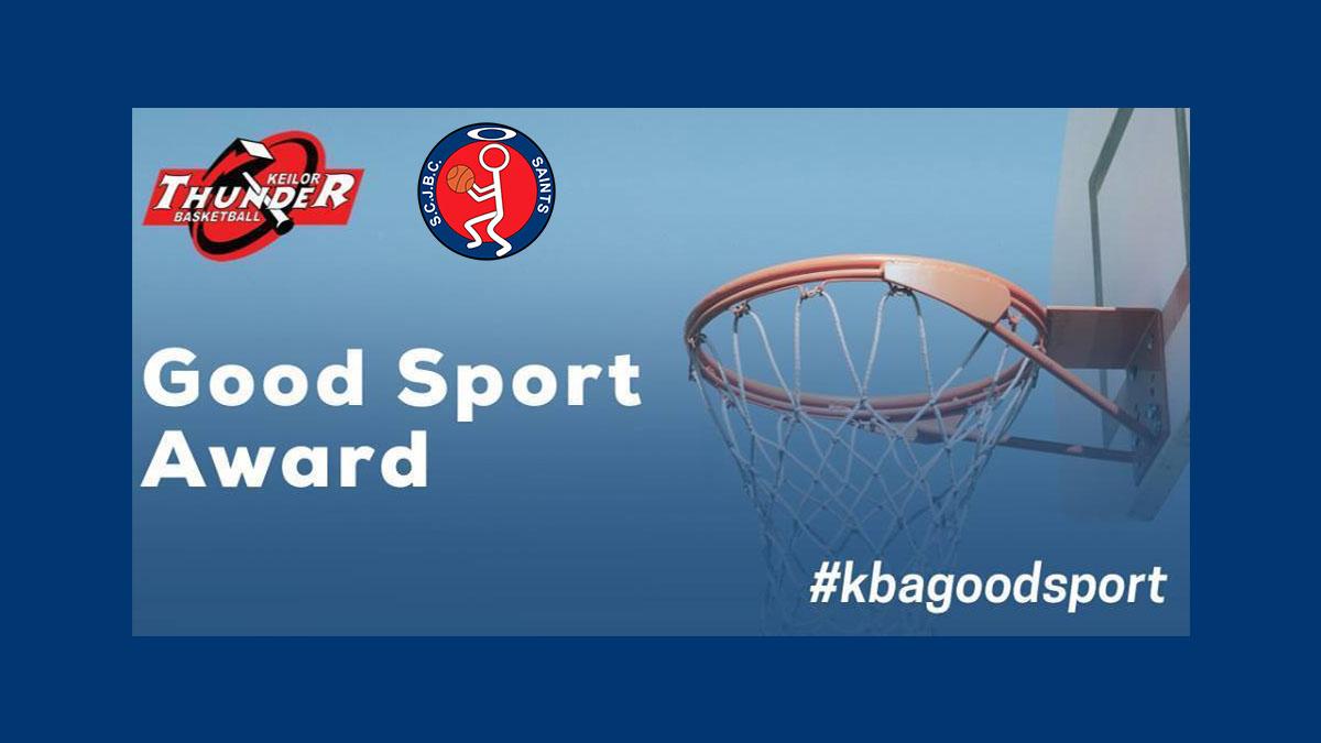 Good Sport Award